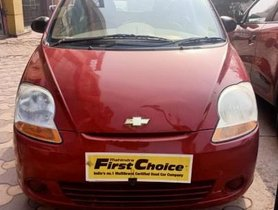 Chevrolet Spark 2007-2012 1.0 LS MT for sale in Faridabad