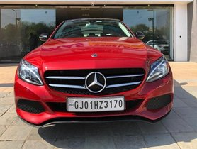 2018 Mercedes Benz C-Class C 220d Avantgarde Edition C AT for sale in Ahmedabad