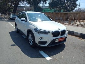 BMW X1 sDrive 20d Sportline AT 2016 in Bangalore