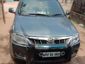 Used 2013 Mahindra Verito MT car at low price in Mangalagiri