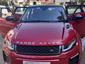 Land Rover Range Rover Evoque 2.0 TD4 HSE AT 2017 in Chennai