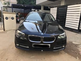 Used 2014 BMW 5 Series AT 2013-2017 for sale in Chennai - Tamil Nadu
