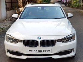 BMW 3 Series 320d Luxury Line AT 2015 in Pune - Maharashtra