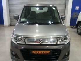 2014 Maruti Suzuki Wagon R Stingray MT for sale at low price in Jamshedpur