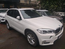 Used 2015 BMW X5 xDrive 30d Design Pure Experience 7 Seater AT for sale in New Delhi