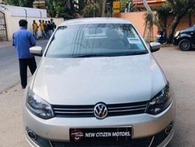 2013 Volkswagen Vento Petrol Highline MT for sale at low price in Bangalore