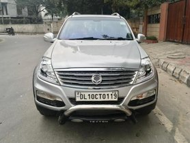 Mahindra Ssangyong Rexton RX7 AT 2013 for sale in New Delhi