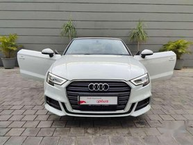 Audi A3 Cabriolet 40 TFSI, 2019, Petrol AT for sale in Chandigarh