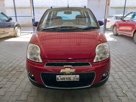 Chevrolet Spark 1.0 LT MT 2013 in Bangalore