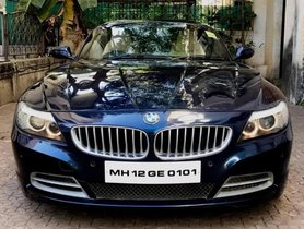 Used BMW Z4 AT 2009-2013 car at low price in Pune