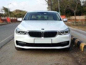 BMW 6 Series AT 2018 in New Delhi