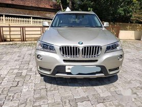 BMW X3 xDrive 20d xLine AT 2013 in Goa