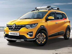 BS6 Renault Triber Launched In India At A Starting Price Of INR 4.99 Lakh