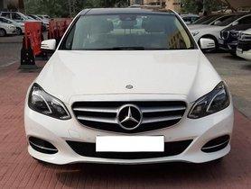 Mercedes-Benz E-Class 2015-2017 E250 CDI Avantgarde AT for sale in Mumbai