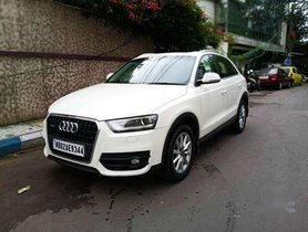 Used Audi Q3 2.0 TDI quattro Premium Plus, 2014, Diesel AT for sale in Kolkata