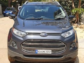 Used 2016 Ford EcoSport  Version 1.5 Ti VCT MT Ambiente for sale in Bangalore