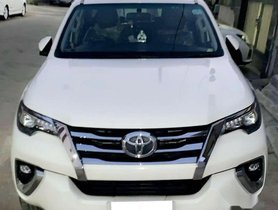 Used Toyota Fortuner 4x4 AT 2017 for sale in Ludhiana