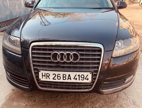 Used Audi A6 2.7 TDi AT for sale in Faridabad