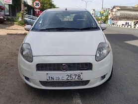 Used Fiat Punto Emotion Pack 1.4, 2010, Diesel MT for sale in Chennai
