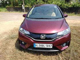 Used Honda Jazz 2017 MT for sale in Thrissur