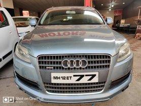 Used Audi Q7 3.0 TDI quattro AT 2008 in Pune