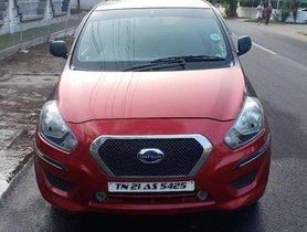 Datsun Go Plus T (O), 2015, Petrol MT for sale in Coimbatore