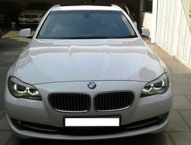 2012 BMW 5 Series 520d Sedan AT for sale at low price in New Delhi