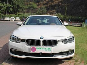 Used BMW 3 Series 2015-2019 320d Luxury Line AT for sale in Mumbai