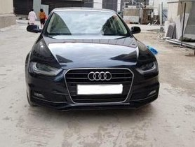 Used Audi A4 2.0 TDI Multitronic AT 2013 in Chennai