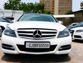 Mercedes-Benz C-Class 220 CDI AT for sale in Ahmedabad