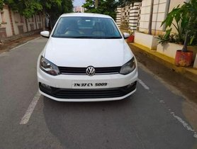 Volkswagen Ameo 1.2 MPI Comfortline 2016 MT for sale in Coimbatore