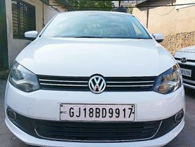 Volkswagen Vento 2013-2015 1.5 TDI Highline AT for sale in Ahmedabad