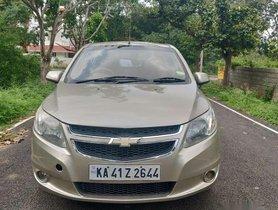Used Chevrolet Sail U-VA 1.3 LS ABS, 2013, Diesel MT for sale in Nagar