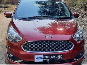 2019 Ford Figo MT for sale at low price in Thane