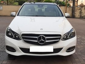 2015 Mercedes Benz E-Class AT 2015-2017 for sale at low price in Mumbai