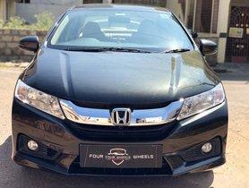 Honda City V 2016 MT for sale in Bangalore