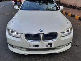Used BMW 3 Series 330d Convertible AT 2012 in Mumbai