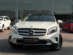 Used 2017 Mercedes Benz GLA Class AT for sale in Ludhiana
