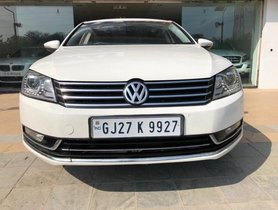 Volkswagen Passat 2011 MT for sale in Ahmedabad