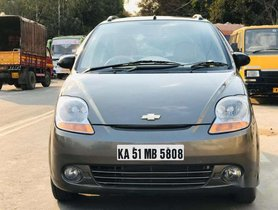 Used 2011 Chevrolet Spark 1.0 MT for sale in Nagar