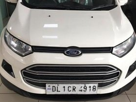 Used 2016 Ford EcoSport 1.5 Ti VCT MT Titanium for sale in Ghaziabad
