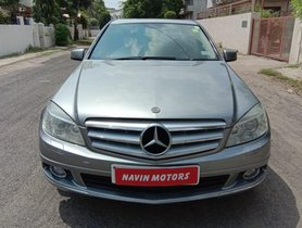 2010 Mercedes Benz C-Class Version 200 K AT for sale in Ahmedabad