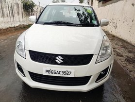 2015 Maruti Suzuki Swift VXI MT for sale at low price in Ludhiana