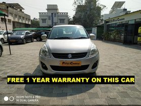 Used Maruti Suzuki Dzire VDI MT 2013 in Surat