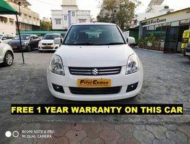 Used Maruti Suzuki Dzire VDI MT 2011 in Surat