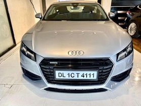 Used 2015 Audi TT AT for sale in Kolkata