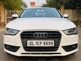 Audi A4  2.0 TDI AT 2013 in New Delhi
