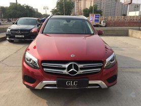 Used 2018 Mercedes Benz GLC AT for sale in Jaipur