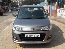 Used Maruti Suzuki Wagon R Stingray MT car at low price in Pune