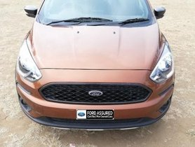Ford Freestyle Titanium Plus Diesel 2018 MT for sale in Aurangabad